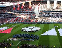 UEFA / Champions League Lisbon 2014