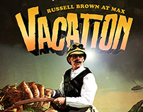 Russell Brown @ MAX - Kaiju Vacation