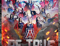 2016-17 Arizona GymCats Poster