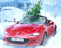 Merry Xma5 by Mazda