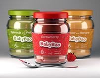 """Baby Food """"BabyBao"""""""