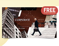 Corporate – Free YouTube Channel Banner