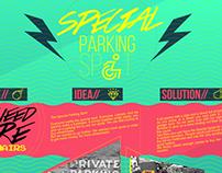Special Parking Spot