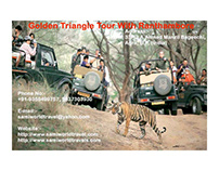 Golden Triangle Tour With Ranthambore In 6 Nights 7 Day