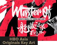 HBO Asia Originals Key Art