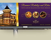 Hotel Billboard Template