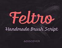 Feltro Handmade Brush Script