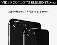 Element3D - iPhone 7 Collection