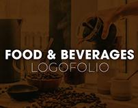 Food & Beverages Logofolio