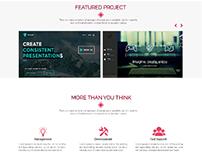 Web Development Website UI Design