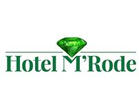 Hotel M'Rode Branding