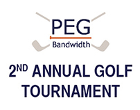 PEG Bandwidth Annual Golf Tournament for MOHF
