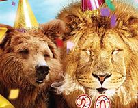 Cumpleaños Buinzoo - Bilz y Pap
