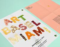 Art Basel Miami Poster