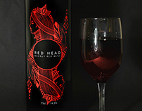 Red Head Wine