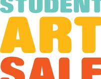 Art Sale Poster