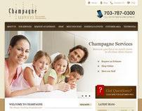 Website Mock up Design - eMerge Solution