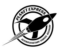 Planet Express Logo Redesign