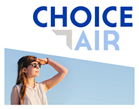Choice Air – Logo & Identity