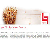Legend Flour Corporate Web