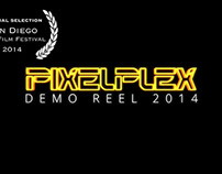 PixelPlex Demo Reel 2014