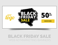 Biggest Holiday Sale Web Ad Marketing Banners