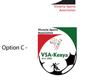 Victoria Sports Logo Design