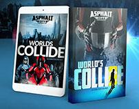 Asphalt City Chronicles - Worlds Collide
