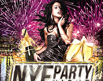 NYE Party - Flyer