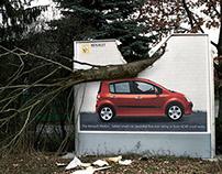 Ambient Renault 5 Stars NCAP Crashtest