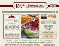Lasalle Market & Deli - Branding &  Website Development