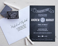 Wedding Invitation Design Suite