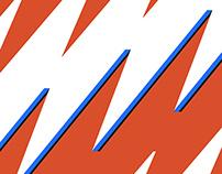 Lightning Bolt Pattern