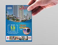 SaiGon Land Leaflet