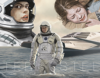 Fan Art: INTERSTELLAR