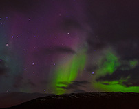 Northern Lights Landscapes