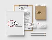 Brand identity for a creative accountant