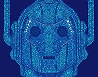 Prints: Happy Cybermas #DoctorWho Inspired