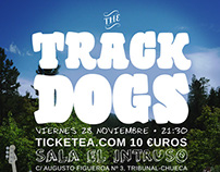 Track Dogs Poster