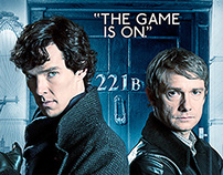 BBC Sherlock TV Series