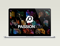 Passion2015 Website