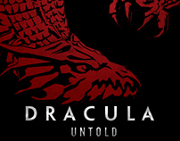 Dracula Untold Soundtrack Cover Design Comp Entry