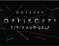 Motion Graphics: Oppi Koppi