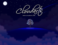 Cloudarts web! - Intro video