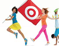 Target Spring Branding