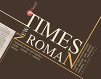 Cenefa times new roman