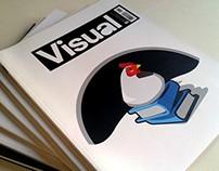 Visual Magazine Crop & Graffiti
