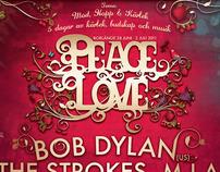 Artwork for Peace & Love 2011
