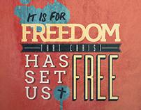 GALATIANS 5 | Verses Poster Series