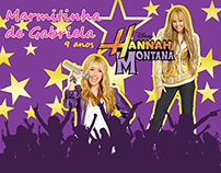 Aniversário Hannah Montana